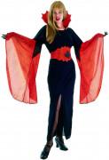 Disfarce de vampira mulher especial Dia das Bruxas