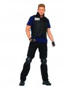 Disfarce SWAT homem