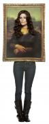 Disfarce quadro da Mona Lisa para adulto