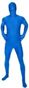 Disfarce Morphsuits™ azul adulto