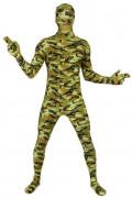 Disfarce Morphsuits™ militar adulto
