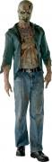 Disfarce zombie The Walking Dead™ adulto