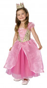 Disfarce de princesa para menina