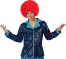 Casaco Disco azul para homem
