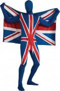 Disfarce segunda pele Reino-Unido adulto