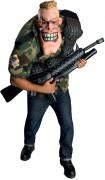 Disfarce Militar Big Bruizers homem
