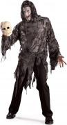 Disfarce macabro homem Halloween
