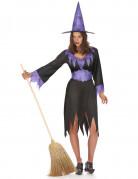 Disfarcede bruxa mulher