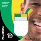 Maquilhagem verde amarelo