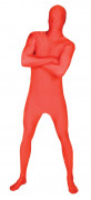 Disfarce M Suit Vermelho