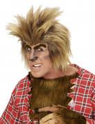 Peruca homem lobo adulto Halloween