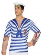 T-shirt marinheiro homem
