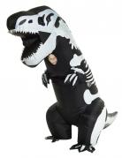 Disfarce insuflável esqueleto T-rex criança Morphsuits™