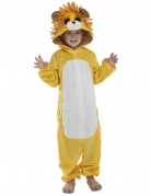 Macacão leão criança