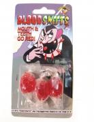 3 Rebuçados humorísticos aroma sangue