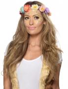 Kit de maquilhagem hippie boémia mulher