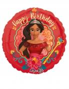 Balão alumínio Happy Birthday Elena de Avalor™ 43 cm