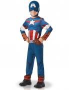 Disfarce clássico menino Capitão America™