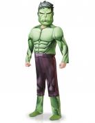 Disfarce luxo Hulk™ desenho animado menino