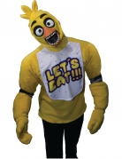 Disfarce Chica™ video game Five nights at Freddy's™ adulto