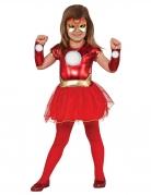 Disfarce Iron Lady™ Avengers™ tutu menina