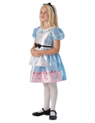 Disfarce de luxo Alice no País das Maravilhas™ menina