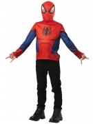 T-shirt com carapuço Spiderman™ criança
