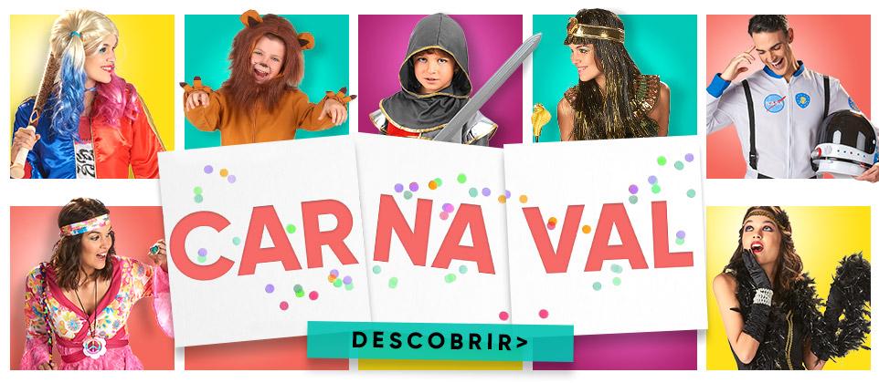 DISFARCES Carnaval